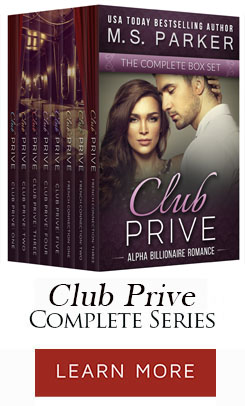 Club Prive Box Set