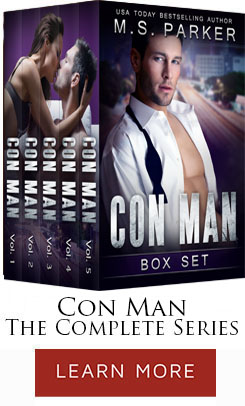 Con Man Box Set-LM