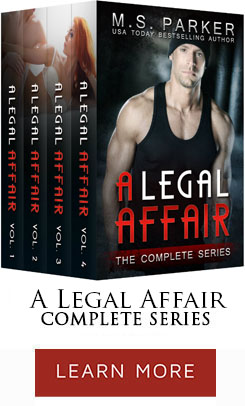 Legal Affair Box Set-LM